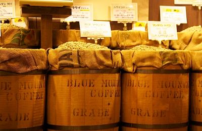 確かな味を焙り出す中目黒ロースター、生豆珈琲焙煎香房「グラーノ」