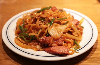 【本日OPEN】「関谷スパゲティ」中目黒にモッチモチのスパゲティが登場!練りたて、茹でたて、炒めたて、が美味い!