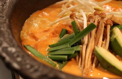 ナカメに和アレンジの上品な韓国料理のお店が誕生! 和韓・石鍋「若狭」が6/15グランドオープン!