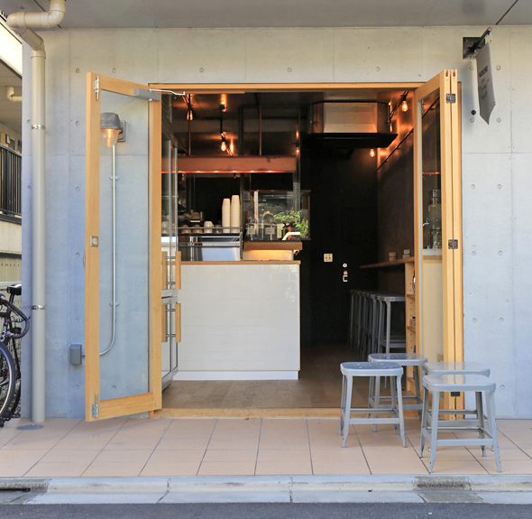 PARKING COFFEE × CACAO WORKS