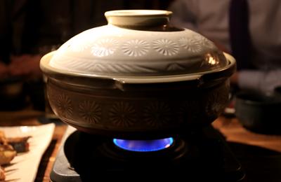 海鮮魚串「彩玄」新感覚「フォアグラが深みを出す海鮮○○鍋」が新登場!寒い冬にはみんなで鍋タイム。