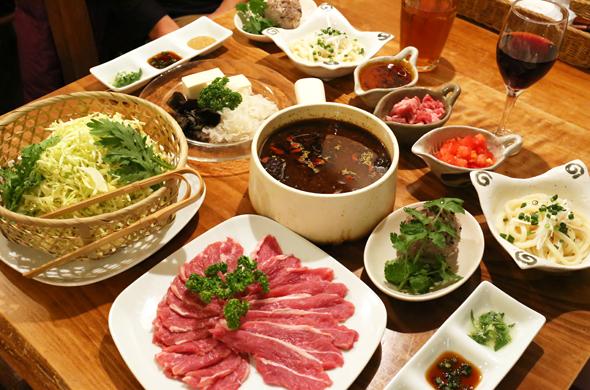 KA・KU・RA 香食楽
