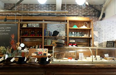 「Fifth General Store」ただの古着屋さんじゃない!? メンズもウィメンズも、ヴィンテージもリメイクも、古くて新しいアイテム満載。