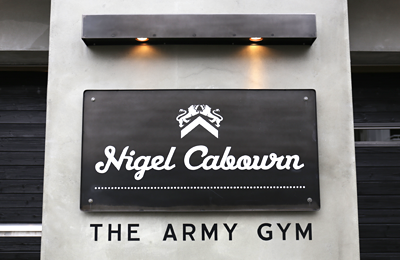「Nigel Cabourn, THE ARMY GYM」FLAGSHIP STOREが新たにWOMAN LABELも加わり移転オープン!