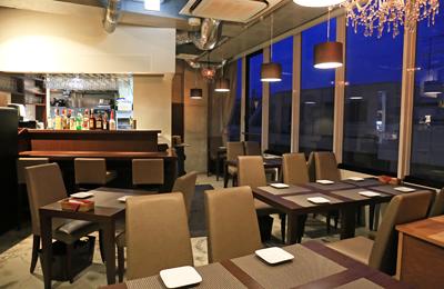 「ル・ボ・クール」某有名ホテル出身シェフによる伊×仏の欧風料理が絶品&リーズナブル。