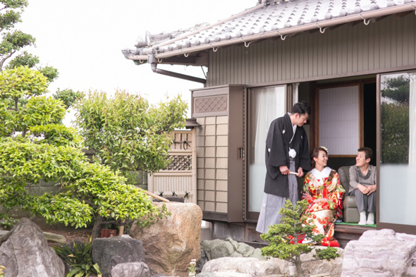 AOICHI HOUSE wedding