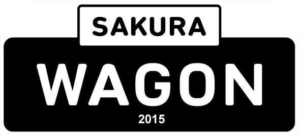 SAKURA WAGON 2015