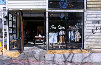 フラっと遊びにいきたい目黒川沿いのセレクトショップ「Soffitto 中目黒店」